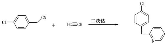 马来酸氯苯那敏的合成路线