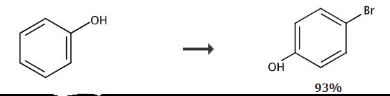 4-溴苯酚的合成路线