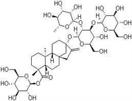 莱鲍迪苷C,Rebaudiosid