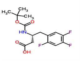 西他列汀-BOC丁酸