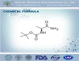 N-叔丁氧羰基-L-丙氨酰胺
