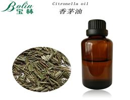 香茅油;香草油,Citronella oil