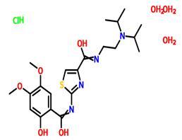 盐酸阿考替胺三水合物
