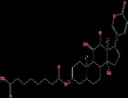 Arenobufagin 3-hemisuberate