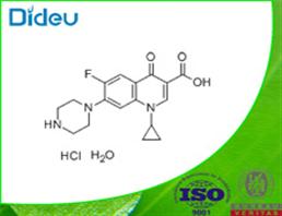 Ciprofloxacin hydrochloride hydrate USP/EP/BP