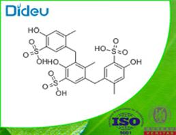 Dihydroxydimethyldiphenylmethanedisulphonic acid polymer USP/EP/BP
