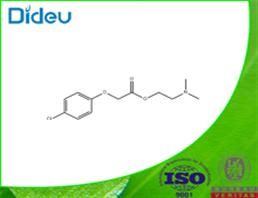 2-(Dimethylamino)ethyl (4-chlorphenoxy)acetate USP/EP/BP