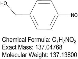 p-Nitrosophenyl Methanol